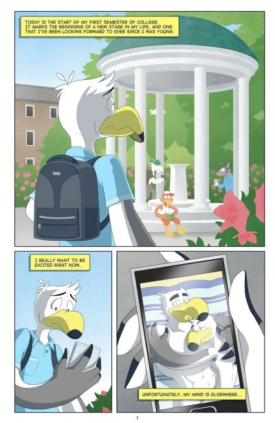 Brogulls - part 2