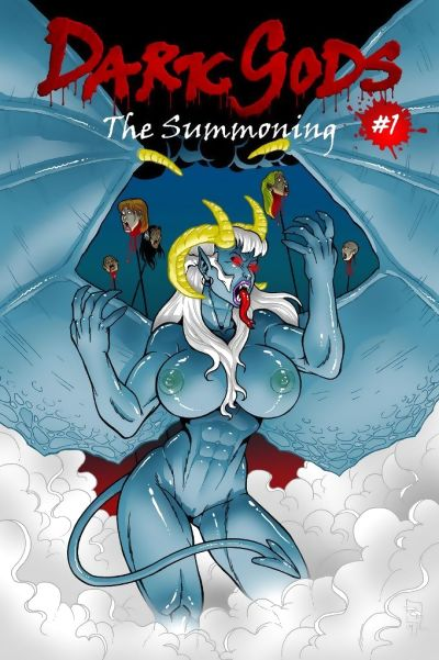 Dark Gods #1 – The Summoning