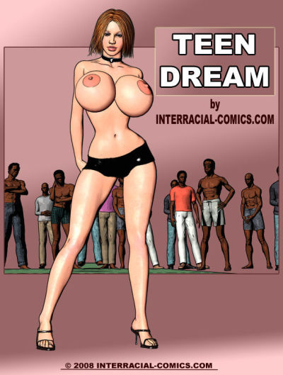 Interracial-Teen Dream