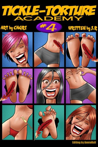 Tickle – Torture Academy 4