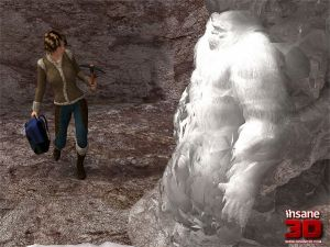 Insane3D- Horny Bigfoot