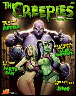 Jabcomix- The Creepies 5