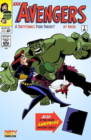 Dirtycomics- The Mighty xXx-Avengers – The Copulation Agenda