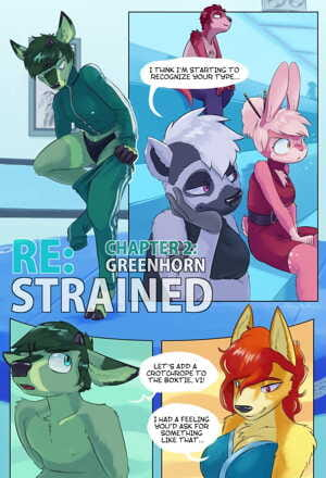 PeskyBatfish- RE: Strained Ch. 2 Greenhorn