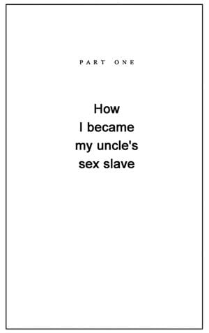 The Sex Slave - part 3