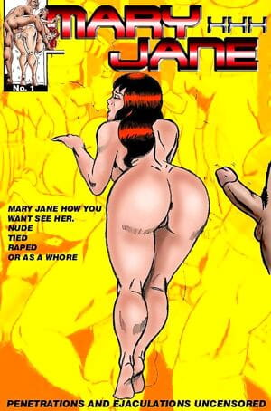 Mary Jane XXX - Wolverino