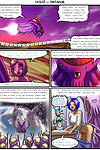 Fairies vs Tentacles Ch. 1-3 - part 5