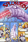 Fairies vs Tentacles Ch. 1-3 - part 12
