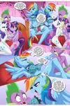Rainbow Dashs Game Of Extreme PDA