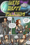 UberMonkey- Reys Hefty Training