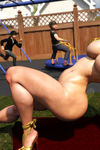 Morgan – Playground Fun- Zz2tommy