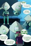 Cartoonsaur- Peridot 'Experiments'