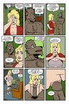 Blonde Marvel - Mervin The Monster - part 3